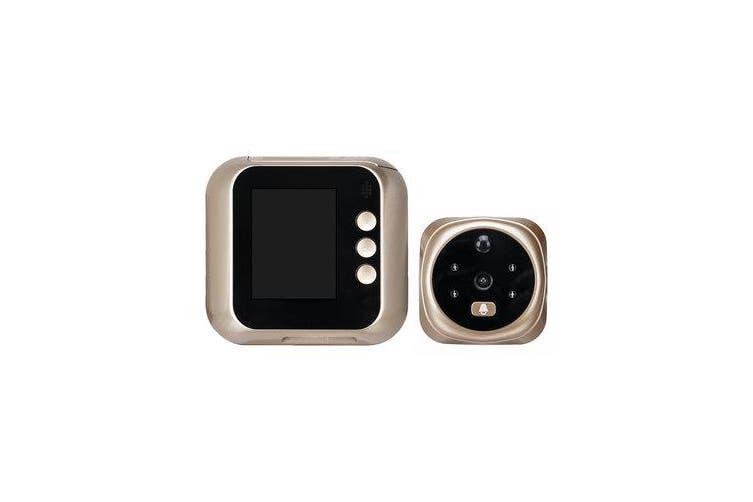 Digital LCD Peephole Security Viewer Smart Video Doorbell Door Eye Monitoring Camera
