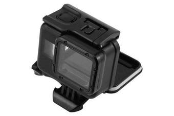 40M Waterproof Housing Case with Tough Screenn Back Door Cover for Gopro Hero 5 Black Actioncamera