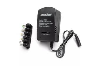 US plug Multi Voltage Power Adapter 2500mA 3V 4.5V 6V 9V 12V DC Power Supply