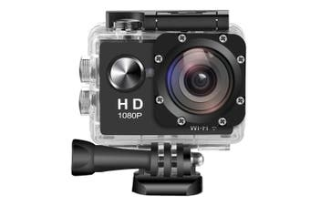 4K HD 1080P 2 Inches Touchscreen Underwater WiFi Sport Action Camera
