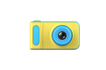 K7 12MP Rechargeable Mini Kids Children Camera with 2 Inch Screen BLUE