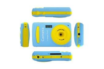 Pink Blue 16MP 720P Mini Children Kids 2.4 TFT Screen Card Camera BLUE