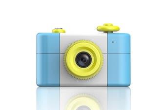 Cute 5MP 1080P HD 1.5 Inch Screen Mini Kid Children Camera BIUE