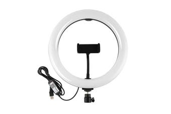 PU459B 6 Inch Dimmable Video Ring Light LED Tube for Youtube Tik Tok Live Streaming
