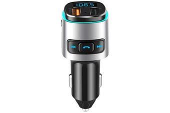 BC41 QC3.0 Car bluetooth MP3 Player Car FM Transmitter Phone Hands-free Car Charger