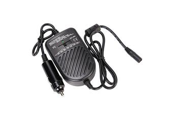 80W 15V 24V Notebook Multi-purpose Power Adapter Car Charger