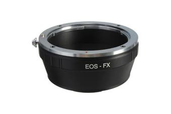 EOS EF EF-S Mount Lens To Fujifilm Fuji X-Pro1 XPro1 FX Camera Adapter