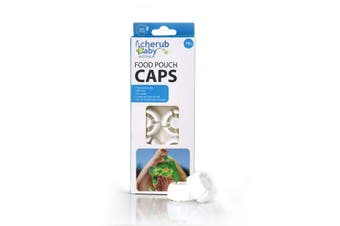 Food Pouch Caps 10pk