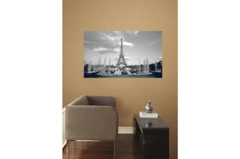 ROOMMATES RMK3439PSM Paris Peel & Stick Wall Mural - Each