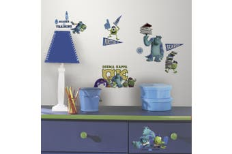 ROOMMATES Monsters University Decals