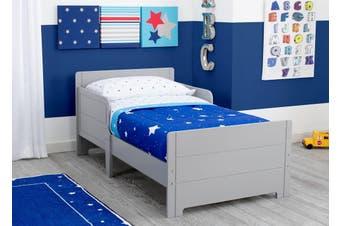 Delta Children MySize Toddler Bed -  Grey
