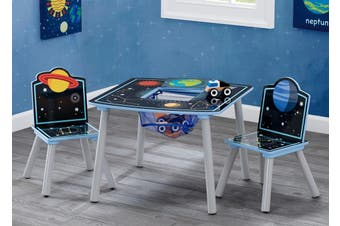 Delta Children Space Adventures Storage Table and Chair Set