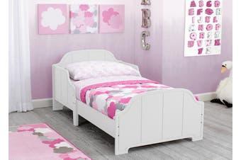 Delta Children MySize Toddler Bed - White edged