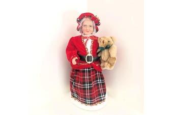 Mrs Mother Claus Santa 45cm