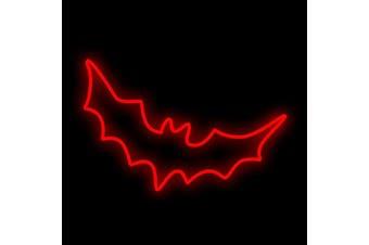 Halloween Bat Rope Light Motif 70cm