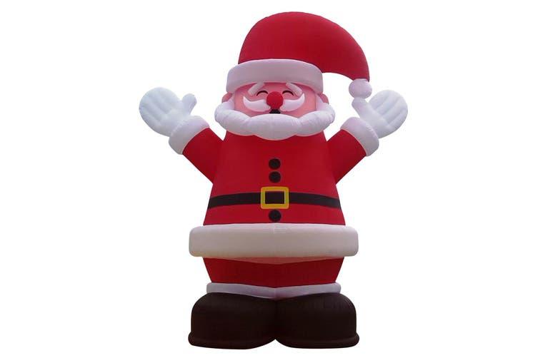 Dick Smith Inflatable Santa Claus 3m Seasonal Decorations