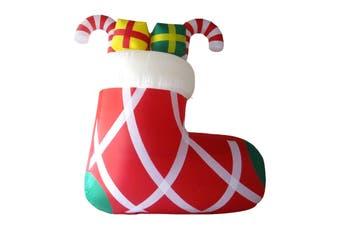 Inflatable Christmas Stocking 2m