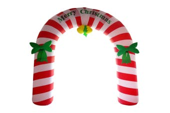 Inflatable Christmas Arch 4m