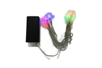 Fairy Lights 1.2m Multicolour Battery operated 2 x AA included