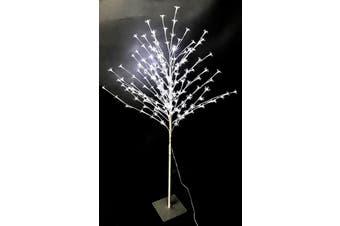 White Cherry Blossom Tree Light LED 1.5m