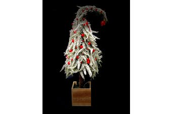 LED Red Berry Tree 65cm