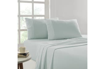 Park Avenue 175 GSM Egyptian Cotton Flannelette Sheet Sets Single Mint