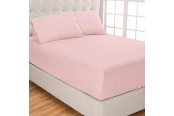 Park Avenue 1500 TC Premium Cotton blend Combo set Pink