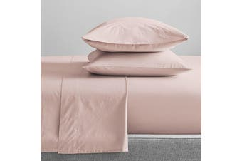 Renee Taylor 300 Thread Count 100 % Organic Cotton Sheet sets Double Sepia Rose