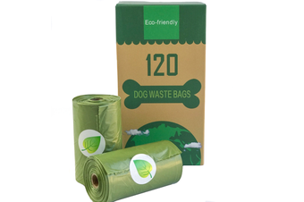 Coco & Pud Box of Eco-Friendly Dog Waste Bags