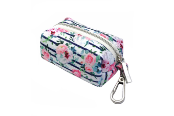 Coco & Pud Floral Blooms Waste Bag Holder