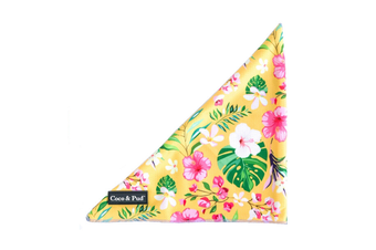 Coco & Pud Summer Sunrise Dog Bandana