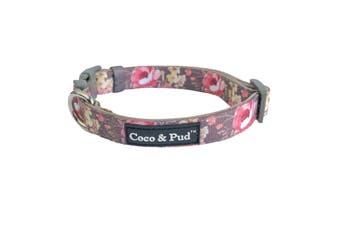 Coco & Pud Vintage Garden Dog Collar