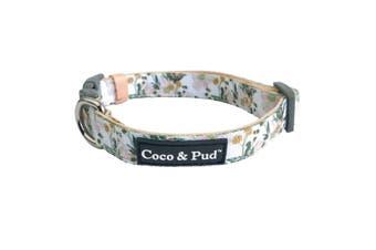 Coco & Pud Windflower Dog Collar