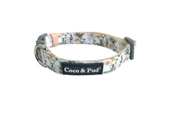 Coco & Pud Windflower Dog Collar