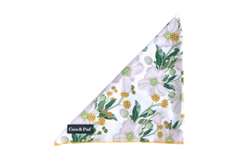Coco & Pud Windflower Dog Bandana