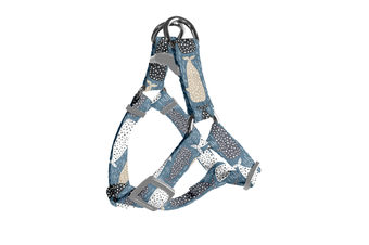 Coco & Pud Whale of a Time UniClip Lite Dog Harness