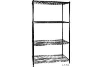 B18/60 Four Tier Shelving - 457 mm deep x 1880 high x 1525 width