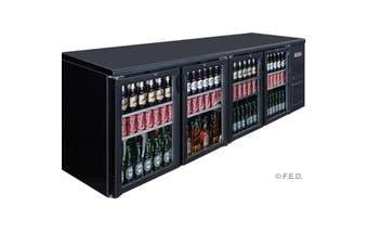 BC4100G Four Door Drink Cooler