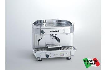BZE2011S1E Bezzera Modern 1 Group Ellisse Espresso Coffee Machine