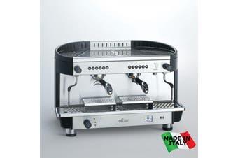 Bezzera Modern 2 Group Ellisse Espresso Coffee Machine - BZE2011S2E