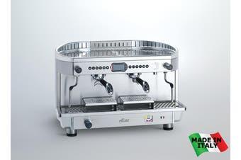 Bezzera Modern 2 Group Ellisse Espresso Coffee Machine - BZE2011S2EPID