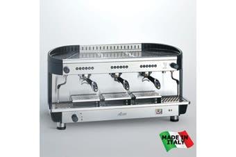 BZE2011S3E Bezzera Modern 3 Group Ellisse Espresso Coffee Machine