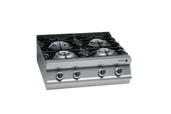 Fagor 900 series natural gas 4 burner SS boiling top CG9-40H