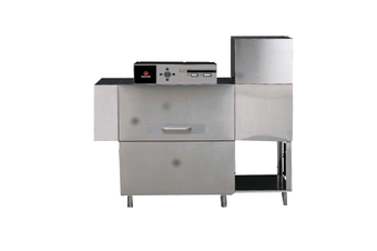Electric Conveyor Dishwasher - Left to Right Dishwasher with Dryer - FI-200 I (L) +TS