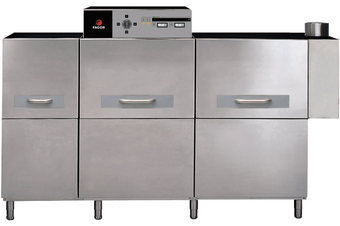Concept Electric Rack, Compact Conveyor Dishwasher - Right to Left Dishwasher - FI-460 D