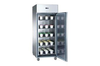 GE800BT Stainless Steel Cabinet Freezer