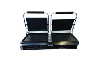 GH-813E Large Double Contact Grill