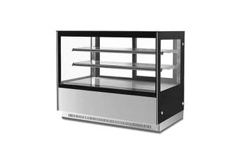Modern 2 Shelves Cake or Food Display - GN-1800RF2