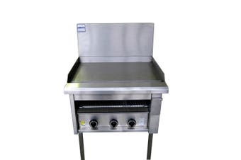 Gas Griddle & Toaster - PGTM-36
