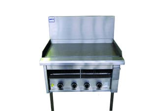 Gas Griddle & Toaster - PGTM-48